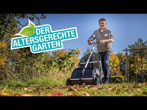 Garten altersgerecht gestalten | Pflegeleicht gärtnern