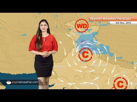 Weather Forecast for Mar 4: Rain in Delhi, Punjab, Haryana, Snow in Kashmir, Himachal, Uttarakhand