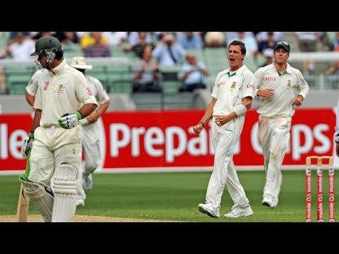 From the Vault: Sizzling Steyn rips through Aussies