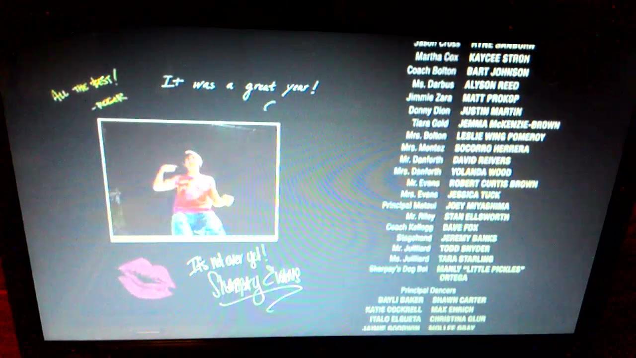 Download High School Musical 3: Senior Year (2008) End Credits