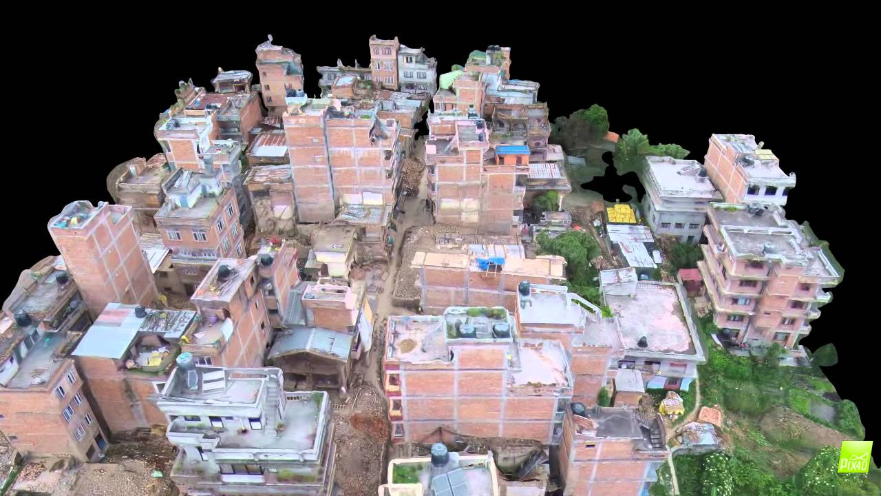 Video: Crisis Mapping Nepal with Aerial Robotics | iRevolutions