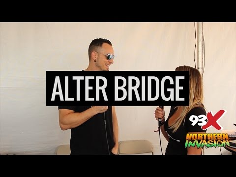 Northern Invasion 2017: Interview with Alter Bridge