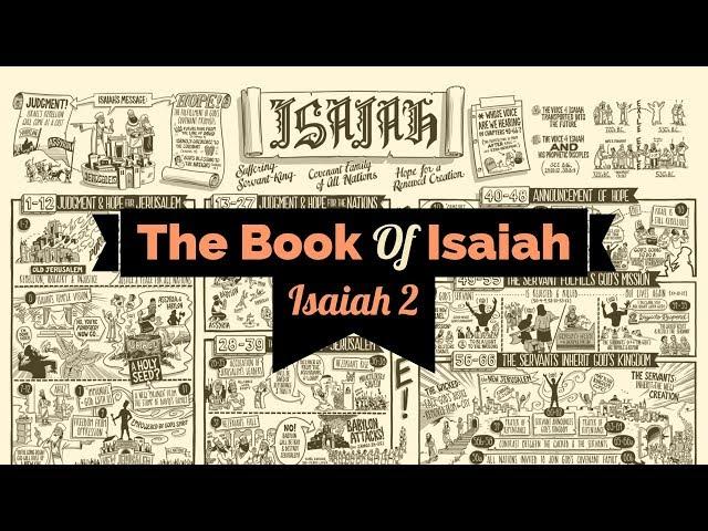Isaiah Chapter 2 - Prophetess Adrinne Blackstock