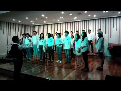 Street Song Concert #1   013   You raise me up by Shyam Choir