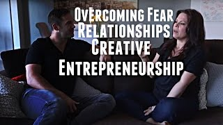 Danielle Laporte on Creative Entrepreneurship, Relationships and Overcoming Fear