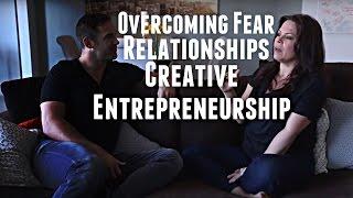 Danielle Laporte on Creative Entrepreneurship, Relationships and Overcoming Fear