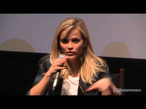 Reese Witherspoon, Laura Dern, and Bruna Papandrea  Wild Q&A