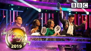 Dance couples and judges react to Saturday night! 💁♀️💁♂️ - Week 4 | BBC Strictly 2019