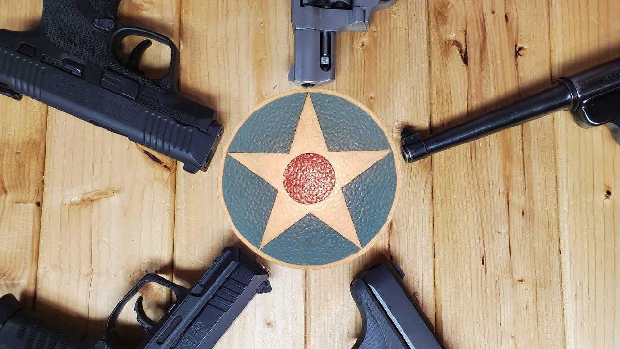 My Top 5 Budget Single Stack / Revolver Handguns