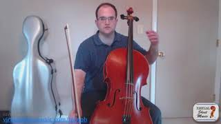 How to Trill oฑ the Cello - Trills on the Cello - Cello Lesson