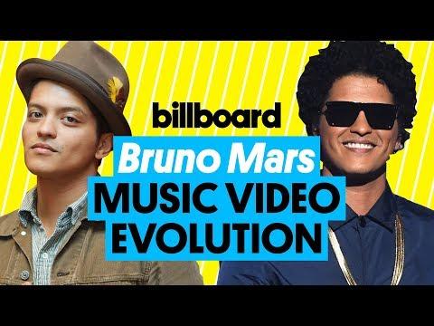 Teri Ann - WATCH - The Video Evolution Of Bruno Mars!