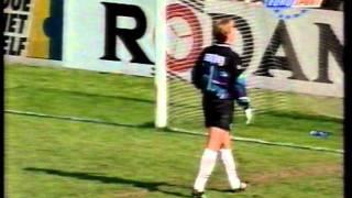 Gouden Ajax 1995 en 1996 in de competitie