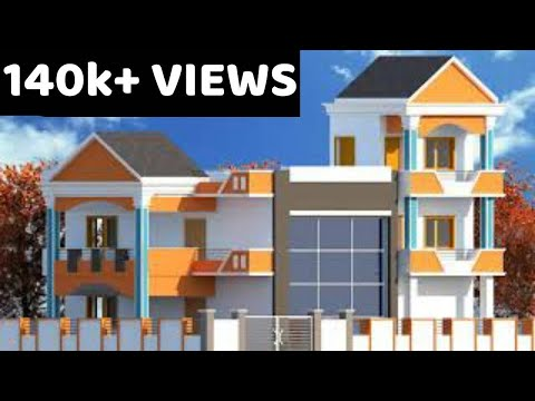 Modern house design in revit tutorial 21 youtube for Revit architecture modern house design