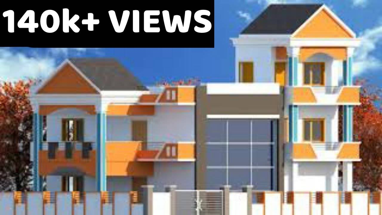 Revit Complete Project 11 Modern House In Revit Indian