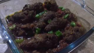 Masale dar Seekh Kabab recipe