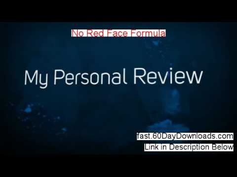 No Red Face Formula Download EBook 60 Day Risk Free - BEFORE YOU ACCESS WATCH THIS