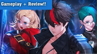 Gate Six : Cyber Persona Gameplay + Review|Latest Android Games|