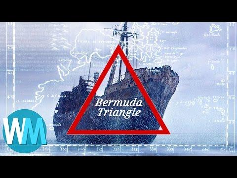 Top 10 Unexplained Ocean Mysteries
