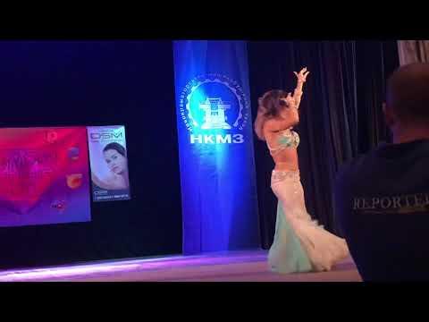 Mariya Zaitseva/professional belly dancer/Song by Haifa Wehbe/2018