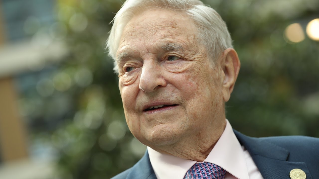 Tucker Carlson Agrees That George Soros 'Wants to Watch America ...