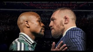 EXCLUSIVE: Conor McGregor talks signing contract to fight Floyd Mayweather