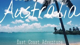 VLOG #8 ⎪Australien - East Coast Adventure