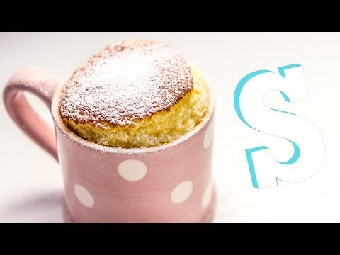 Passionfruit Soufflé in a Mug Recipe - SORTED