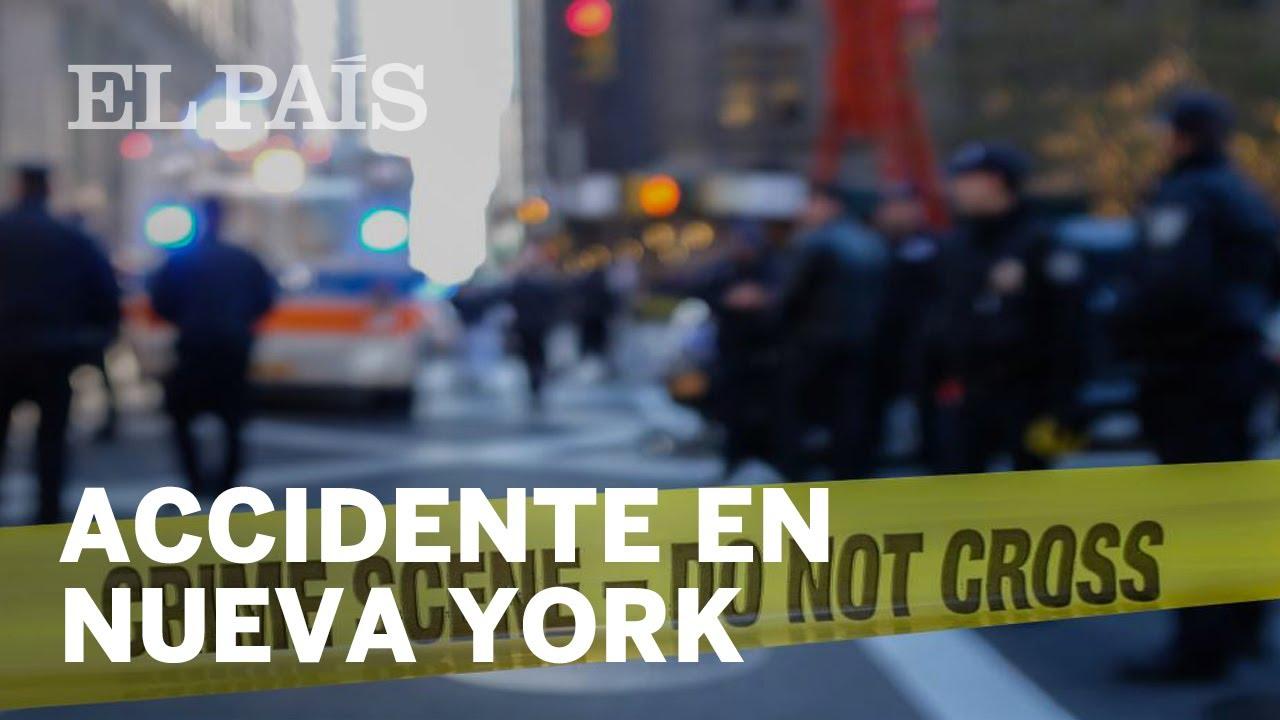 Un accidente con una limusina causa 20 muertos al norte de Nueva York - Albany