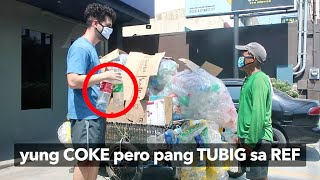 """PABILI Coke Bottle Yung Pang TUBIG sa REF"" (Pakyaw Paninda) Bottle Vendor 🇵🇭"