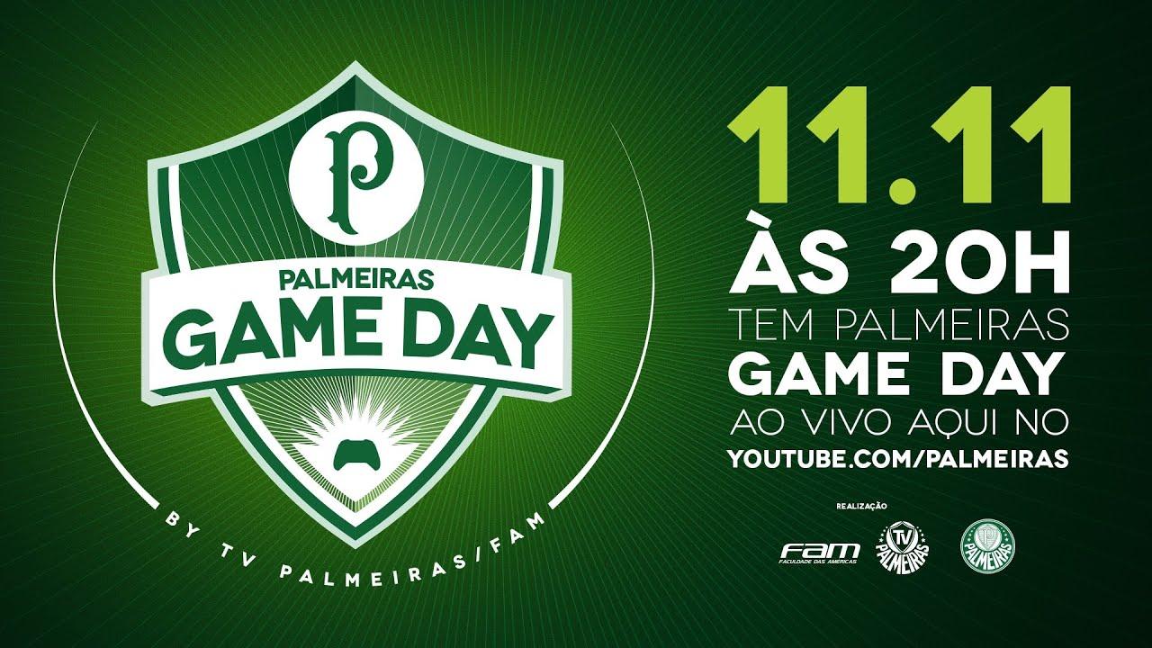 AO VIVO Palmeiras Game Day Hoje U00e0s 20h Aqui Na TV