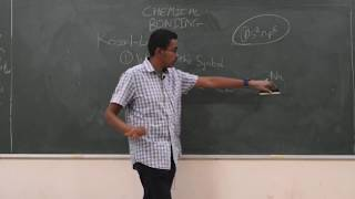 chemical bonding and molecular structure class 11