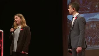 The Future of Science | Eleanor Hammer & George Hine | TEDxYouth@Manchester