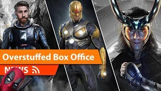 MCU Box Office Output CAN NOT be Maintained as it is