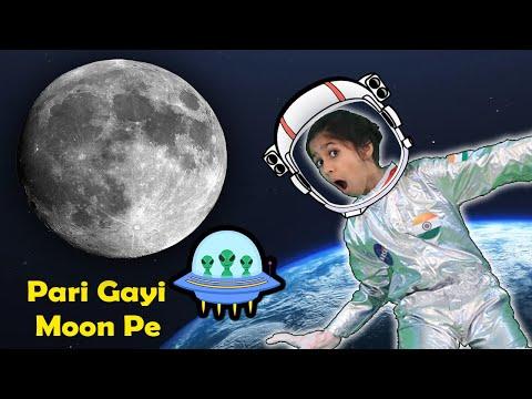 Pari Chali Space Me  Funny Video | Pari's Lifestyle