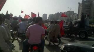 2nd May Jashan e khyber pakhtoonkhwa in Karachi at seaveiw pt.1