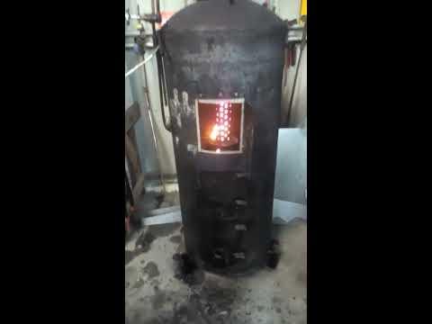 DIY Waste Oil Heater (No Welding Required)