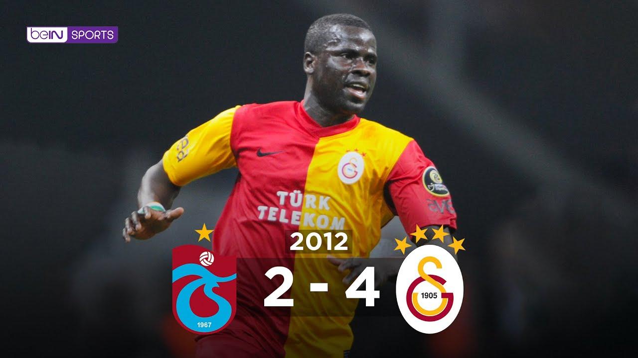28.04.2012 | Süper Final | Trabzonspor-Galatasaray | 2-4
