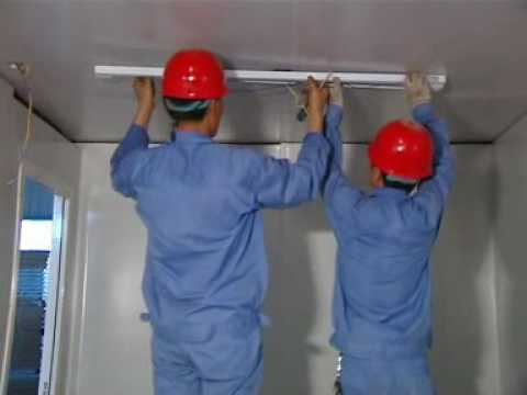 Prefabricated House Assembly from PTH