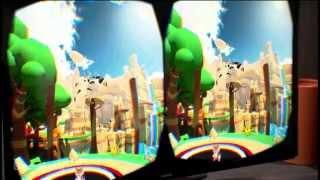 Testing Oculus Rift: Inside Gaming's Virtual World