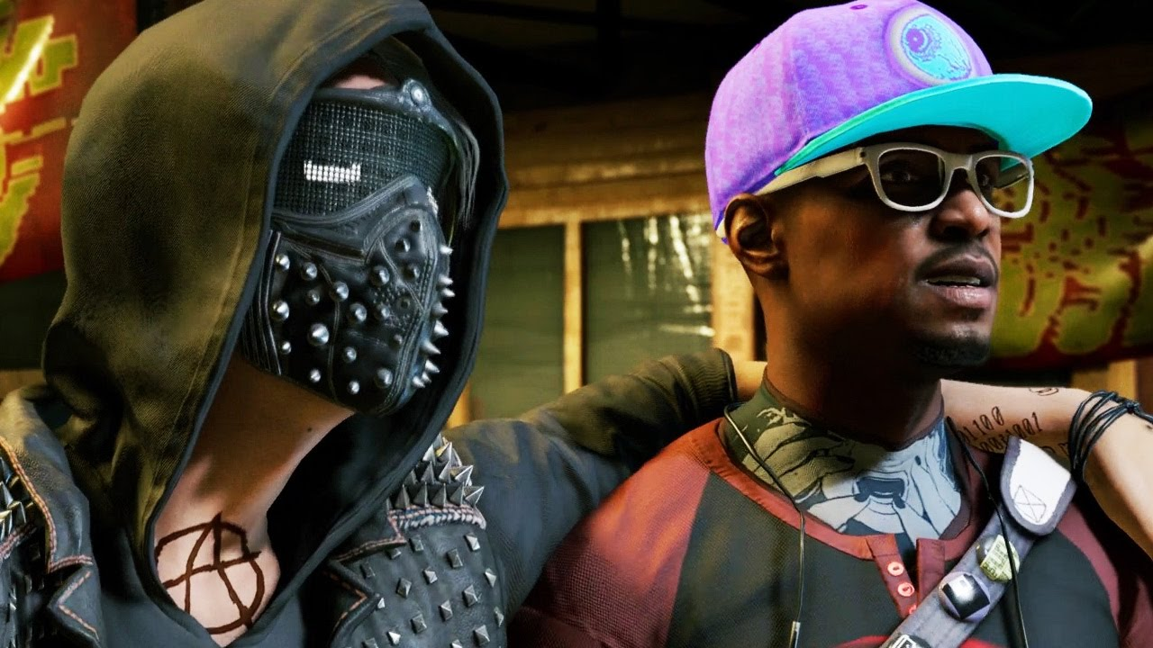 WATCH DOGS 2 Gameplay Walkthrough Part 21 - PS4 PRO FULL GAME!! - YouTube