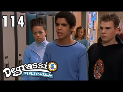 Degrassi - The Next Generation | Season 01 Episode 14 | Under Pressure