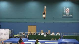 Erifilly - First Trampoline Competition 2017 - English Trampoline Championships series 1 qualifier