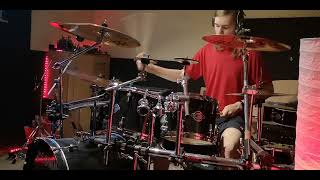 Cannibal Corpse - The Murderer's Pact (Drums Only)   The Kiwi 666