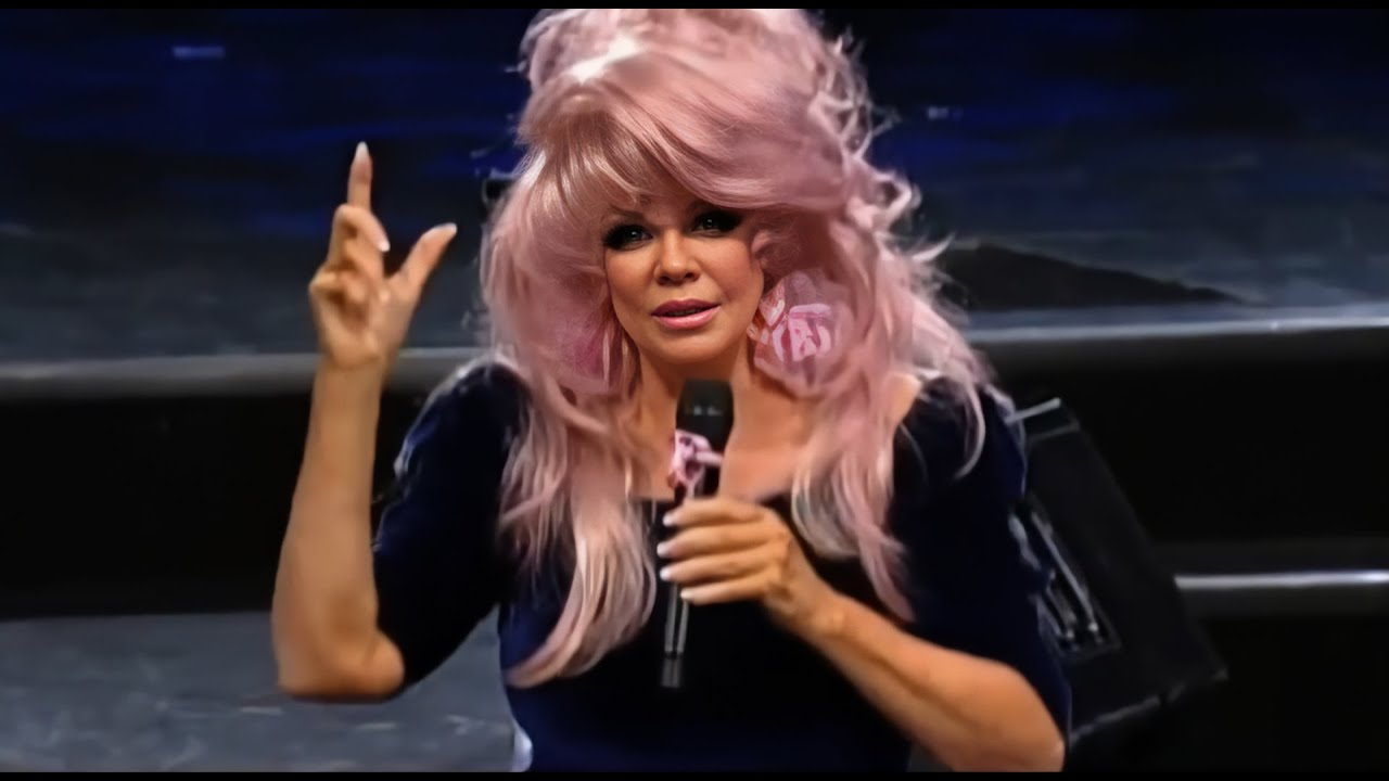 Jan crouch without wig jan crouch without her wig jan crouch goddess - Jan Crouch Angels Are Everywhere