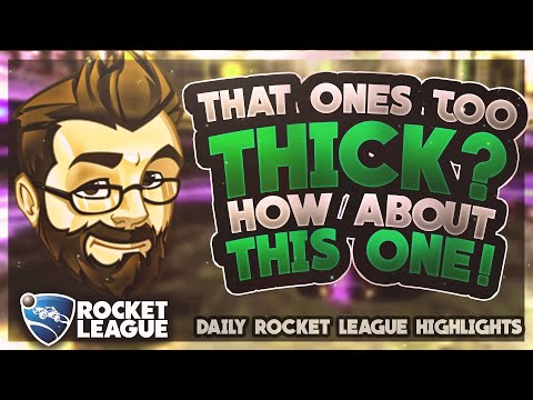 Pro Rocket League Plays: A BOOOMER!!! too bad it was low quality thumbnail