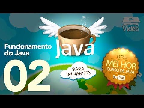 Curso de Java #02 - Como Funciona o Java - Gustavo Guanabara