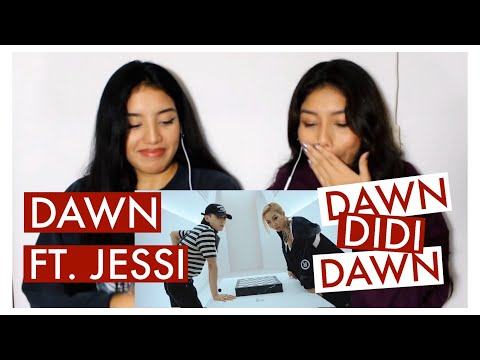 [ENG SUB] 던 (DAWN) - '던디리던 (Feat. Jessi)' MV REACCIÓN || Angie