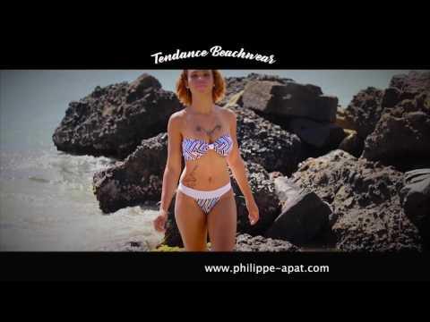 Tendance Beachwear maillots femme Philippe Apat 2017 bikinis 2018 thumbnail