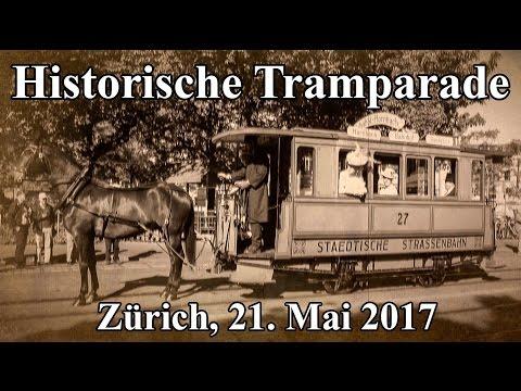 Historische Tramparade Zürich (Vintage-Edition)