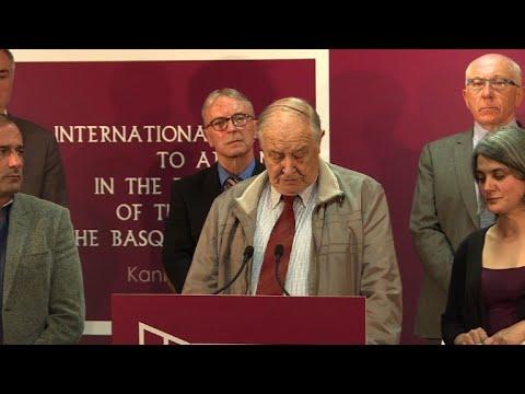 "France, ETA: ""conférence internationale"" le 4 mai au Pays basque"